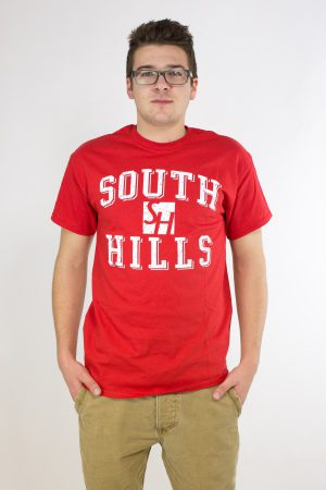 South Hills Red T-Shirt