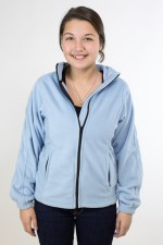 South Hills Women's LT Blue Fleece